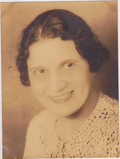 Augusta Chissell. Portrait