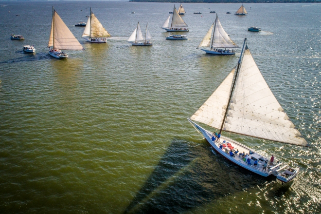 Maryland Traditions- Deal Island Skipjack Races