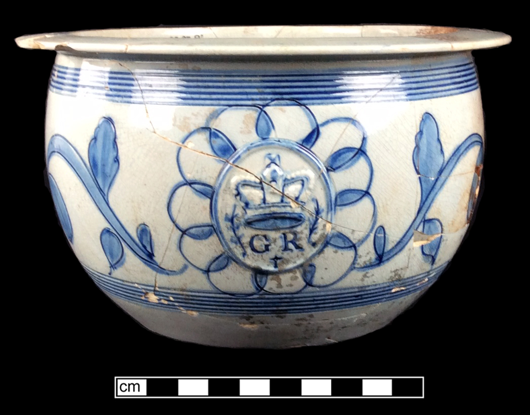 18bc38 pearlware scratch blue
