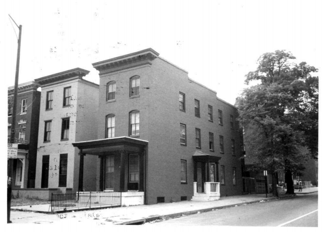 Augusta Chissell Home