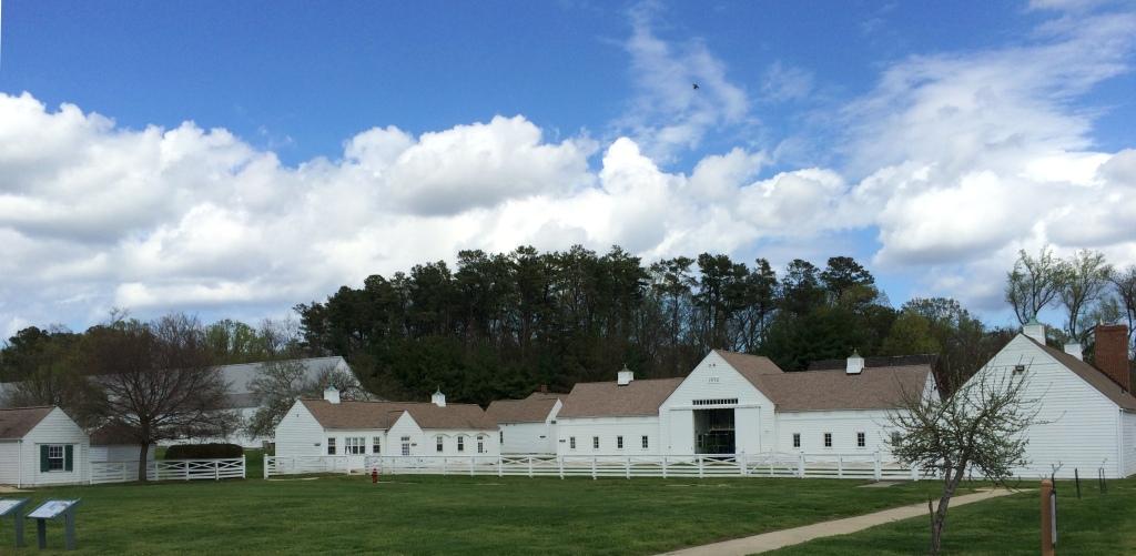 Jefferson Patterson Farm. Source: Jillian Storms, Baltimore Architecture Foundation